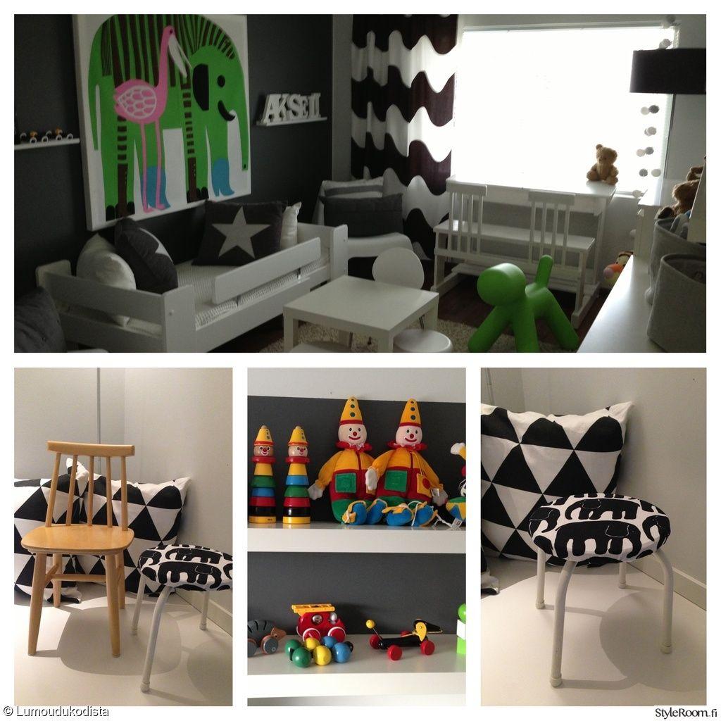 lastenhuone styleroom