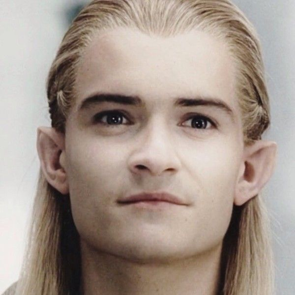 He's so cute with pointy ears!!! | legolas in 2019 | Lord of