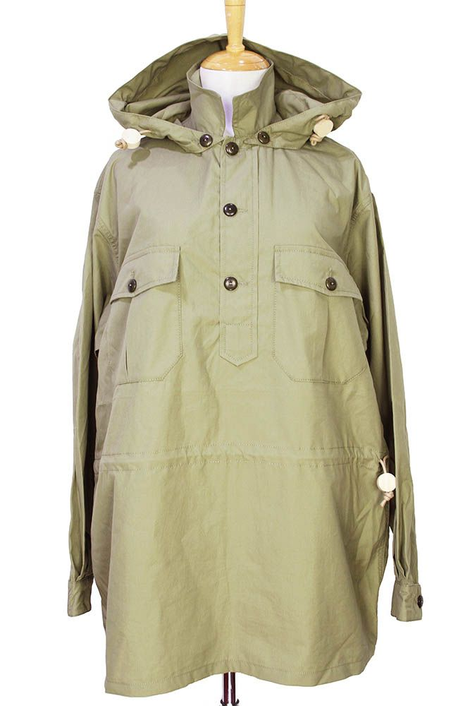 23c3d7b85854b9 Nigel Cabourn Peak Performance Collaboration army force green ...