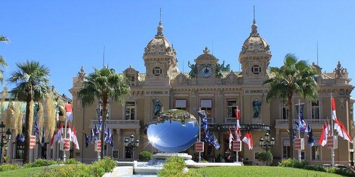 Casino de Monte Carlo, Monaco, Europe