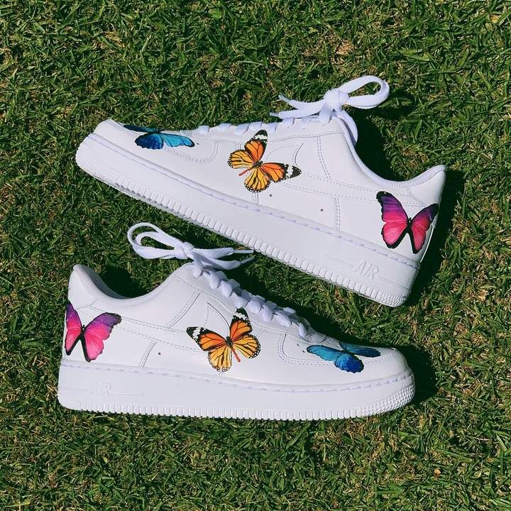 Butterfly Effect AF1 #shoes