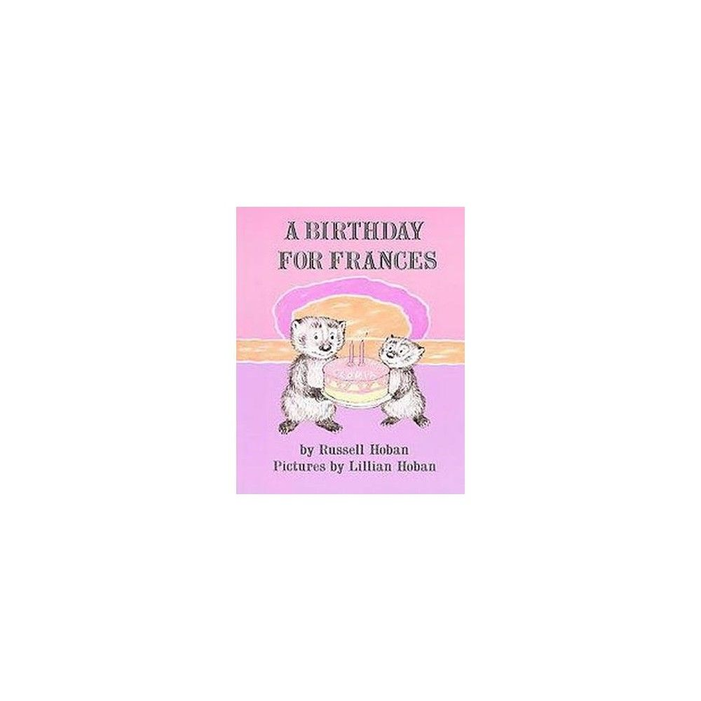 A Birthday for Frances (Reissue) (Hardcover)