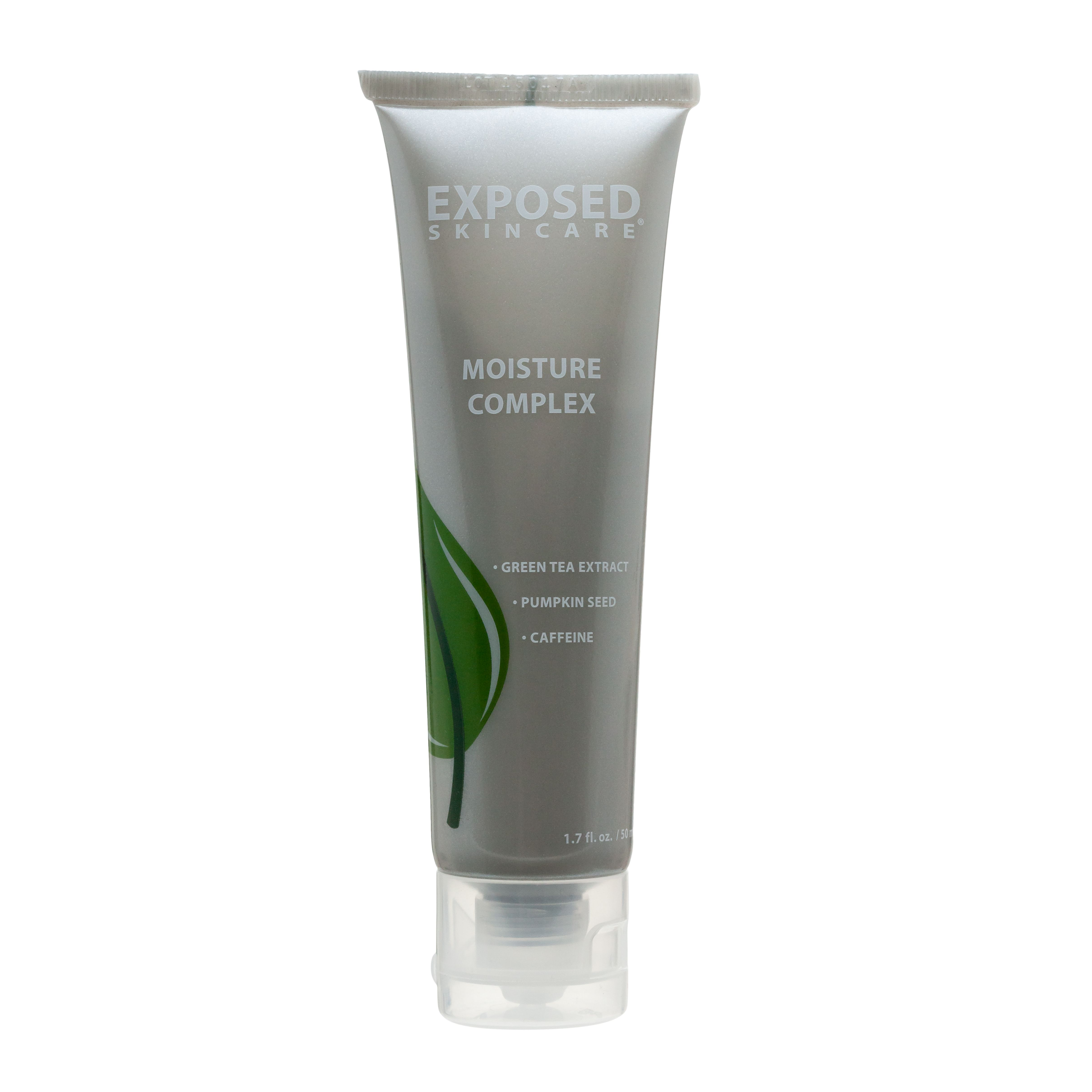 The Exposed Moisture Complex Is An Oil Free Gel That Locks In Moisture And Rebalances Your Skin Natural Extracts Exposed Skin Care Skin Care Serious Skin Care