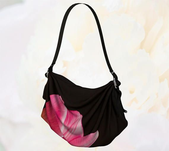 Statement Bag - Tulips by VIDA VIDA 4y8uSj