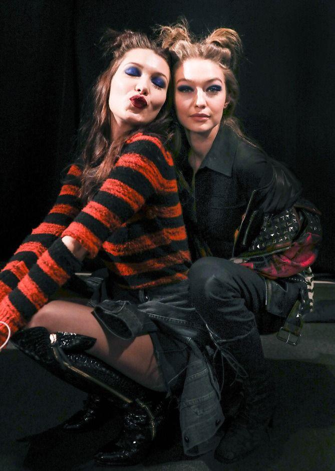 Supermodel Sisters! Gigi and Bella Hadid's Best Model Moments – WhoRunTheWorld♀️