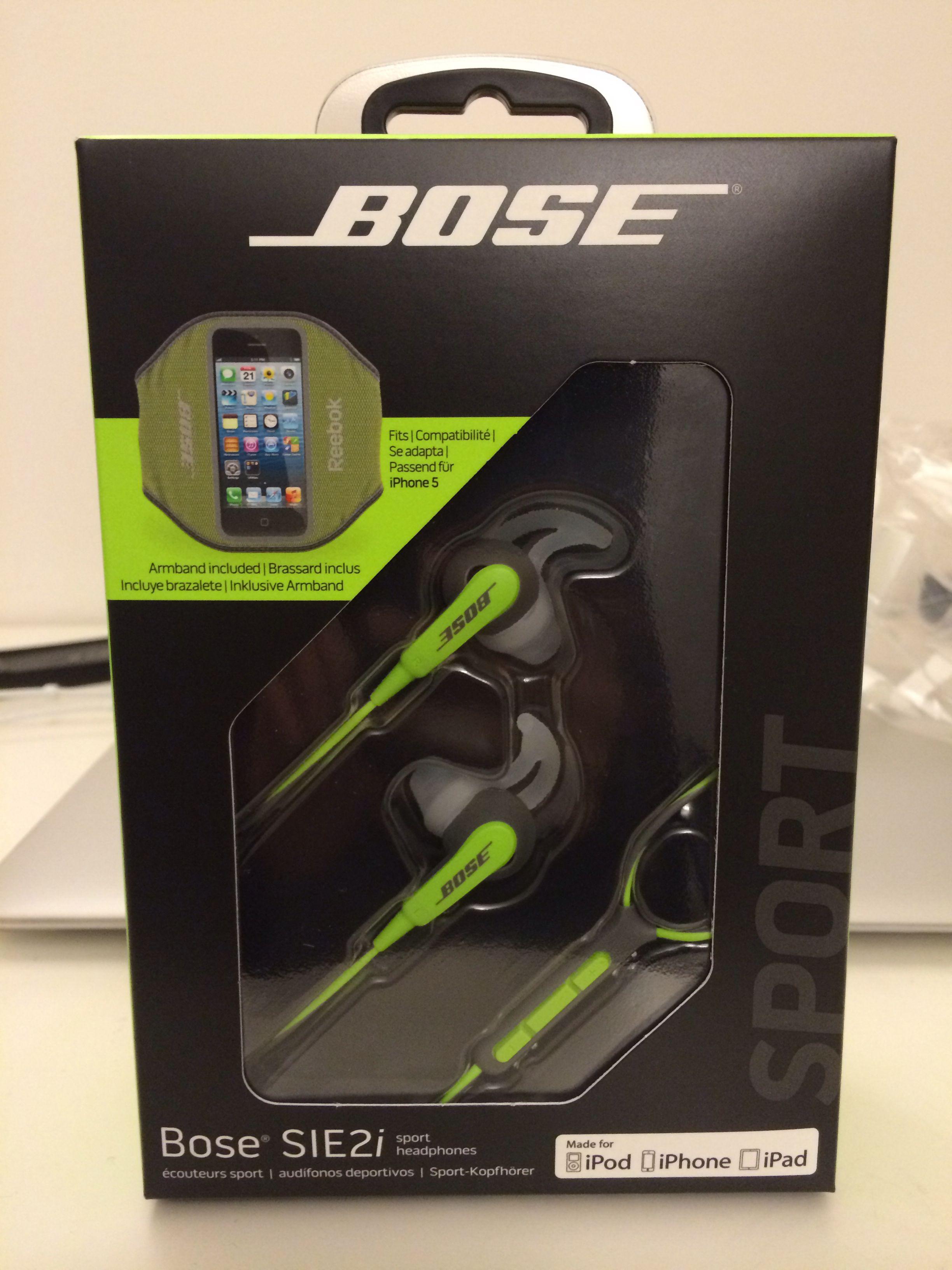 Bose SIE2i Green