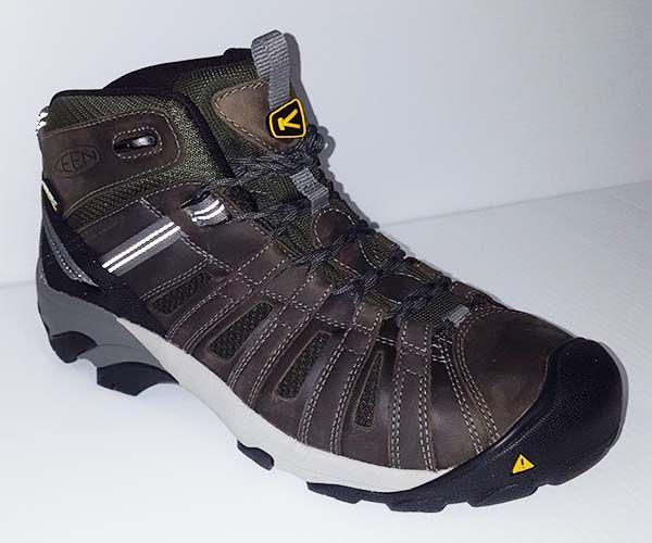 020ad6fc493 Keen Men's Braddock Waterproof Mid Boots - The Braddock Mid WP is an ...
