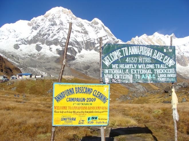 Annapurna is a name of mountain itself has range of mountains on the line in the western region of Nepal, north-west of Kaski District. This is one of the best trekking region of Nepal to see the varieties of culture, flora and fauna and has many mountain around. Annapurna Base Camp is the center of this range which is found after the trek beginning from Pokhara valley toward the hills and terraces field of Modi Khola via Phedi or Nayapul, Ghandruk and Chhomrong the indigenous peoples�…