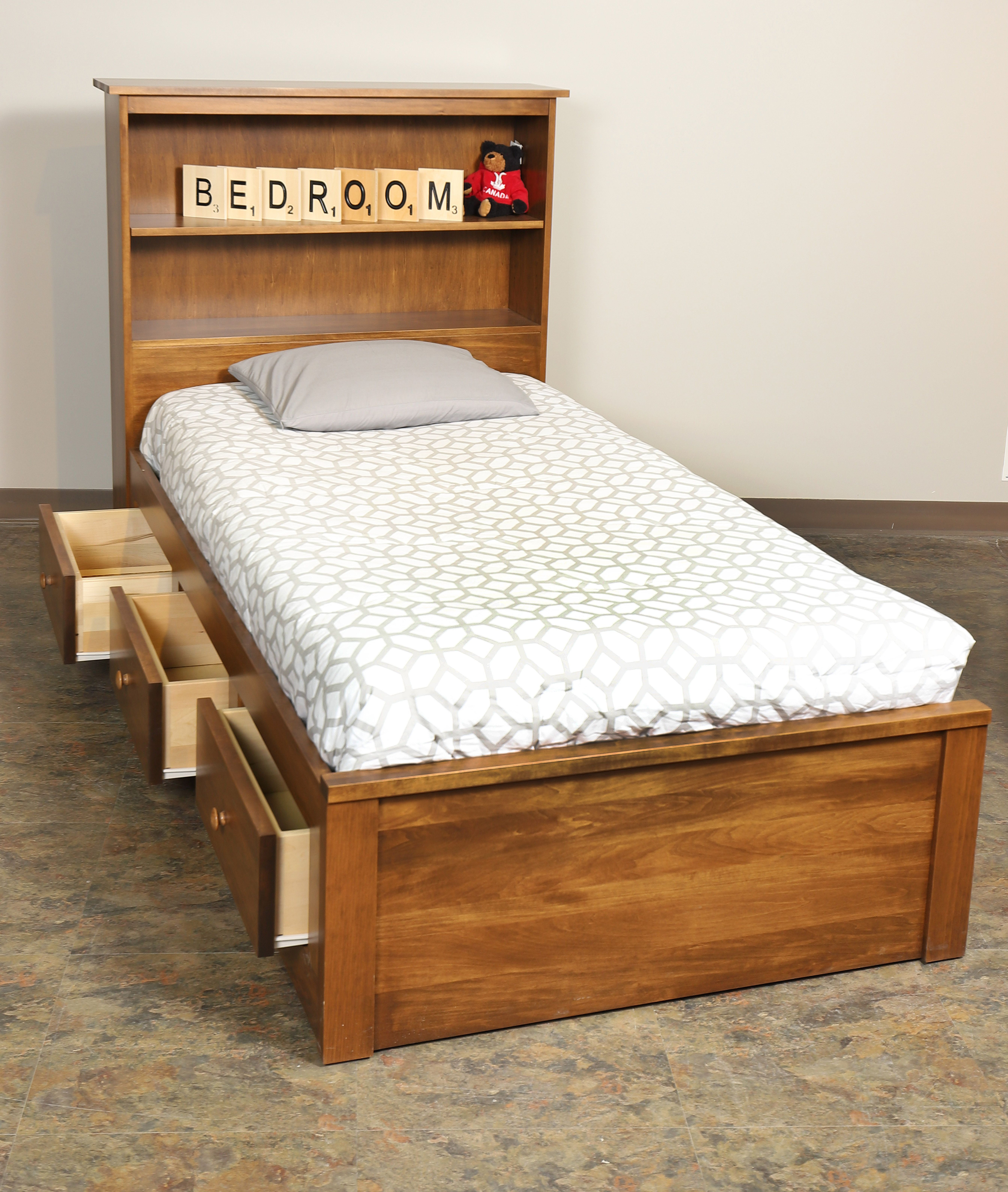 See the source image, ukuran-ukuran spring bed