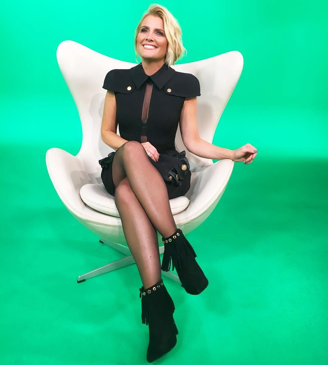 jennifer knaeble | Fernsehfrauen in Pantyhose | Fashion ...