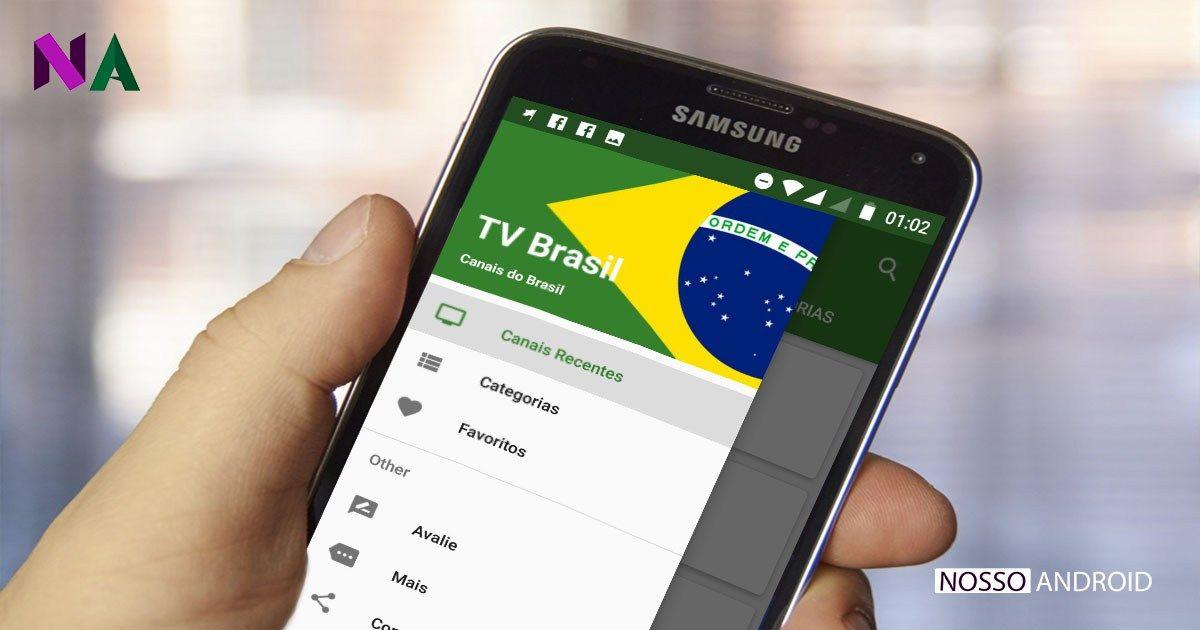 TV Brasil v1 0 0 Apk – Aplicativo de TV   Android Final - Tudo para