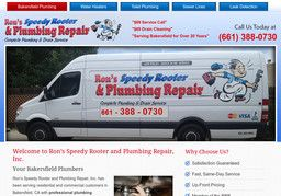 New Plumbing Equipment Dealers added to CMac.ws. Rons Speedy Rooter and Plumbing Repair Inc in Bakersfield, CA - http://plumbing-equipment-dealers.cmac.ws/rons-speedy-rooter-and-plumbing-repair-inc/5505/