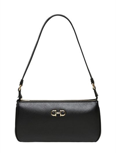 Lisetta shoulder bag - Black Salvatore Ferragamo Cheap Sale Manchester wBULH3