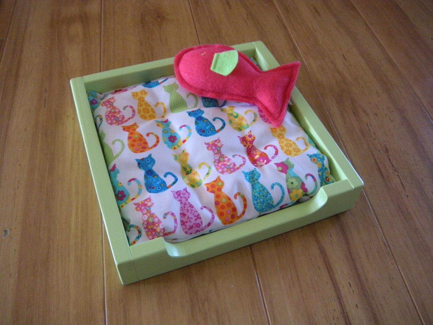 Pet Bed for American Girl Dogs Cats or Pets by