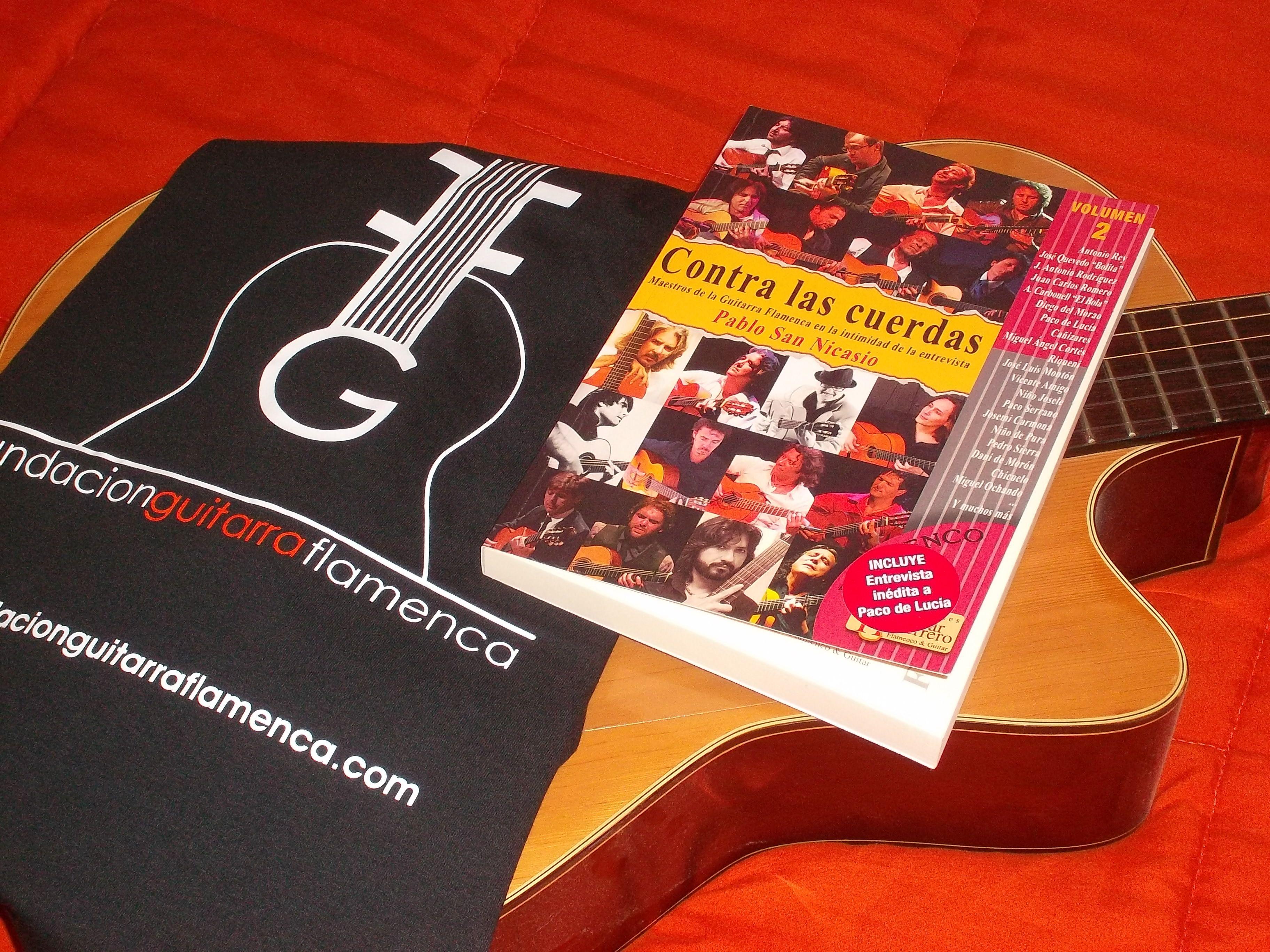 Hola Amigos Ya Tenemos En La Fundación Guitarra Flamenca El Libro Que No Puede Faltar En Ninguna Biblioteca De Un Guitarrista Contra Las Cuerdas Vol 2 Un