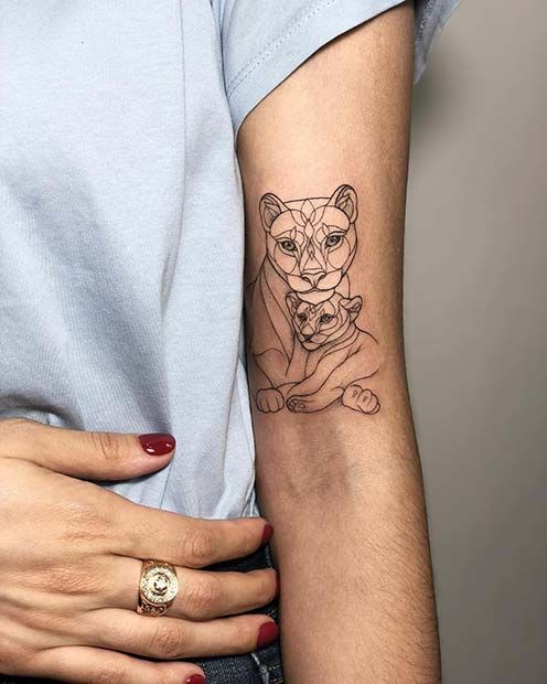Photo of 66 Amazing Mother Daughter Tattoos