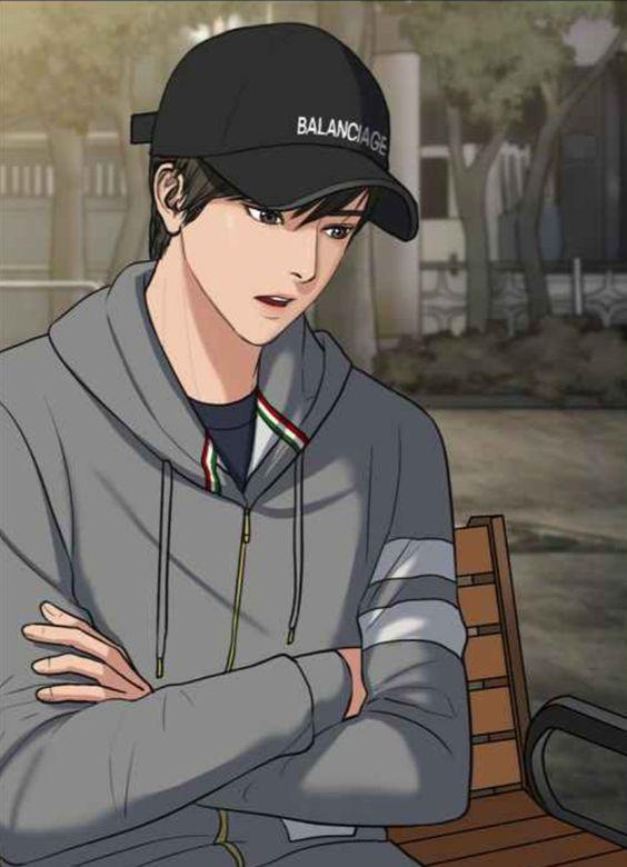 Anime Boysss Animefang Anime Korea Webtoon Comics Handsome Anime Guys