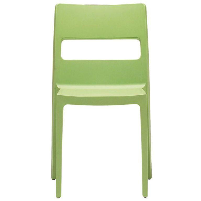 Chaises Chr Pour Professionnels Sledge En 2020 Chaise Empilable Chaise Chaise Terrasse