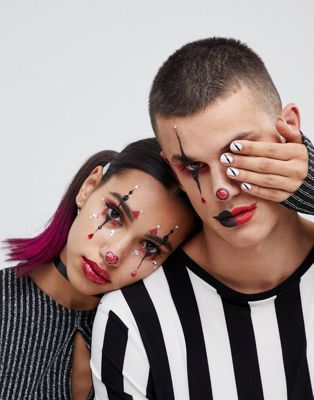 ASOS DESIGN Makeup – Halloween-Set – Foolish | ASOS #easycostumesformen