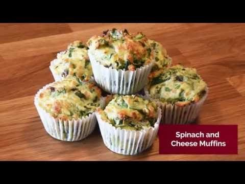 The Hummingbird Bakery S Spinach And Cheese Muffins Sugar And Spice Baking Healthy Homemade Recipes Healthy Snacks Weaning Recipes