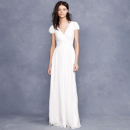Wedding Gown Pick Of The Week: J. Crew's Mirabelle « Miss A™ http://askmissa.com/2012/09/05/wedding-gown-pick-of-the-week-j-crews-mirabelle/