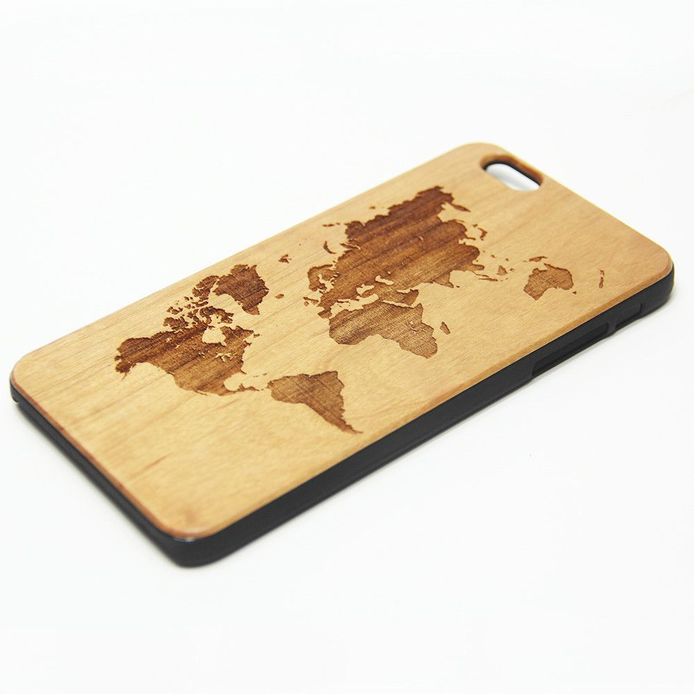cover iphone 5s world map