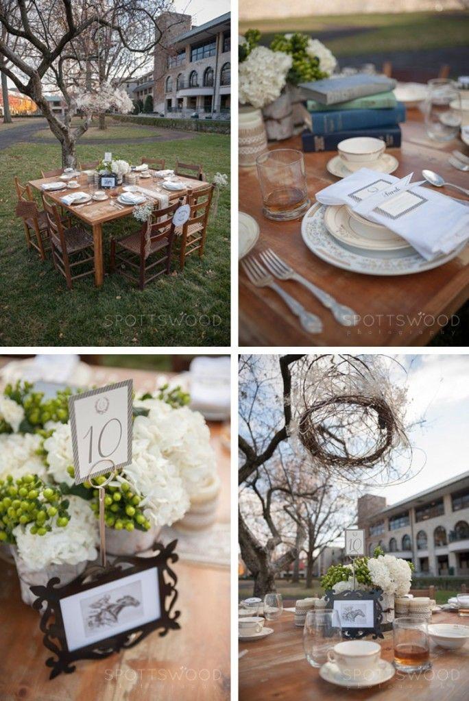 Kentucky Derby Inspired Wedding Reception Decor Design Www