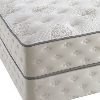 Queen Simmons Beautyrest World Class Corita Plush Mattress