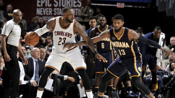 CavsPacers Game Preview - April 2, 2017 | Cleveland Cavaliers
