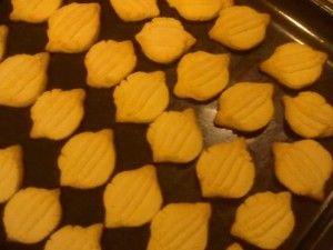 Kurabiye - turecké sušienky (fotorecept) - obrázok 5