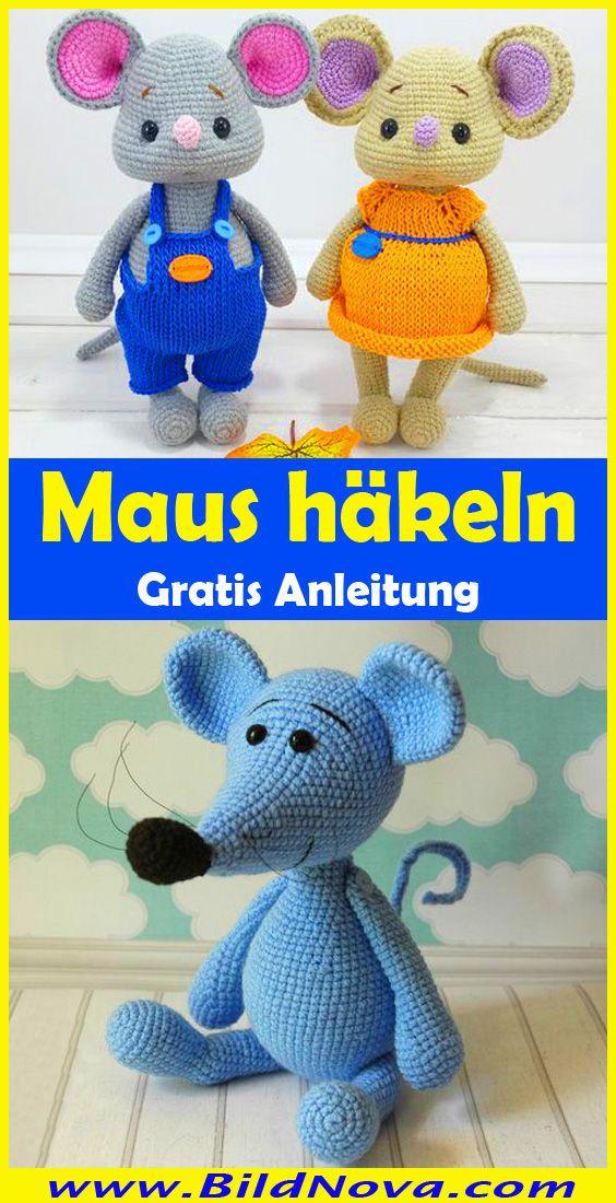 Photo of Häkelmaus – Einfache und kostenlose Anleitung