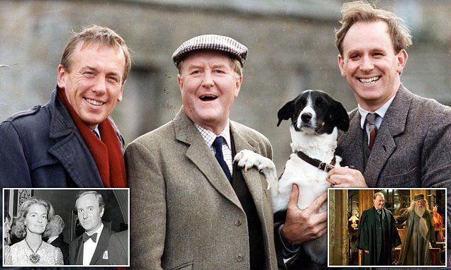 Harry Potter Actor Robert Hardy Dies Aged 91 Harry Potter Actor Robert Hardy James Herriot Robert Hardy British Period Dramas
