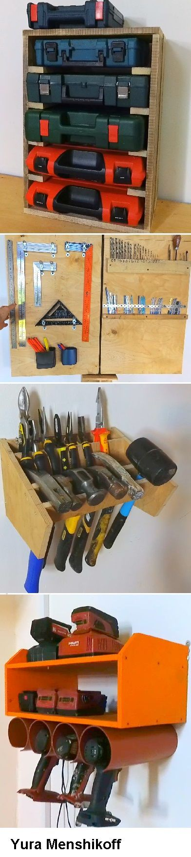 Garage organization tips ideas diy pictures of gar... - #DIY #gar #Garage #Ideas #Organization #pictures #tips #workbench #garageideasstorage