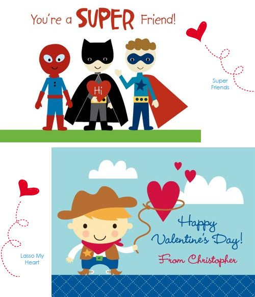 Valentines day Kid and Valentine cards – Cute Kids Valentines Cards