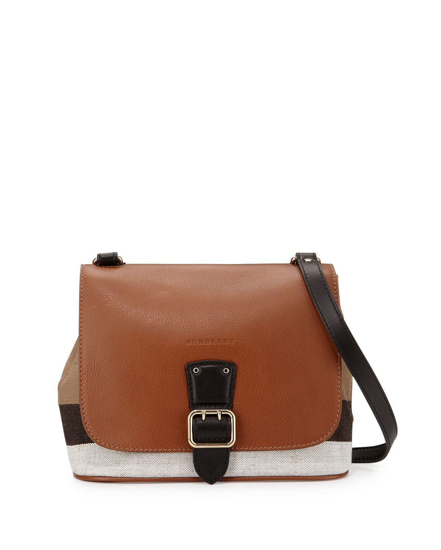 d5d5ea1d5c87 Shellwood Small Check Crossbody Bag