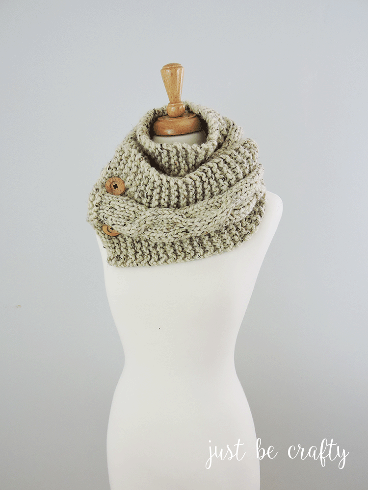 Chunky Relaxed Cable Scarf Pattern by | Moogly Community Board ...