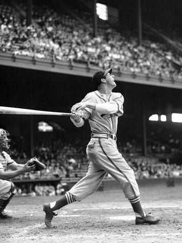 "Photo of Hall of Famer Stan ""The Man"" Musial dead at 92"