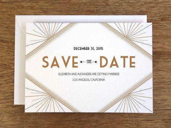 printable save the date card save the date template instant