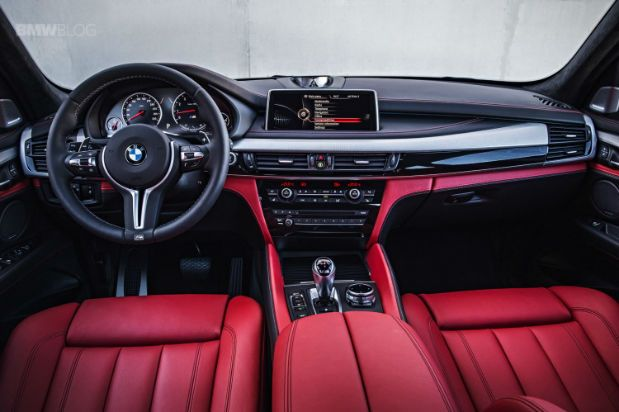 2016 Bmw X6 M Interior With Images Bmw X6