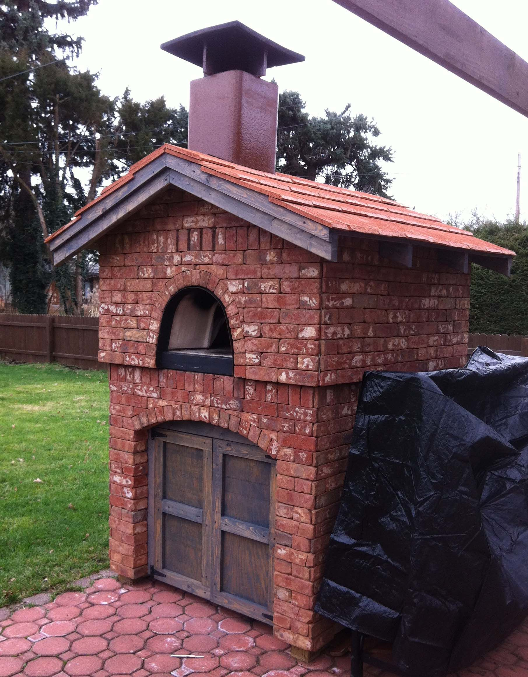 Prefab Pizza Oven Brick Ovens By Superior Clay House