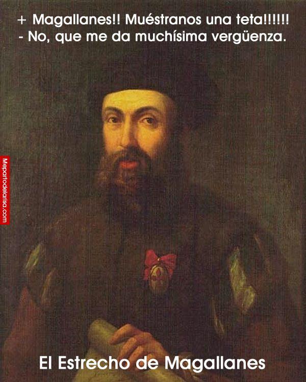 La verdad sobre El Estrecho de Magallanes...