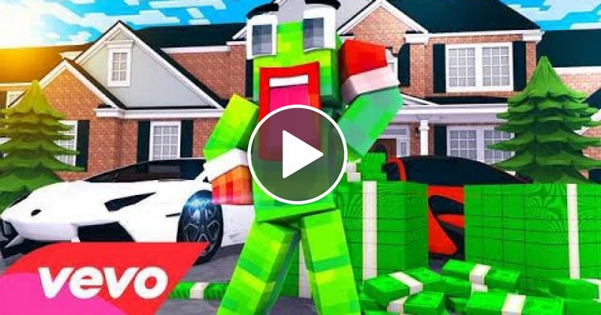 MINECRAFT YOUTUBER DISS TRACK! (feat  Unspeakable) - VIRAL