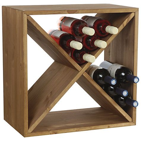 Buy The Traditional Wine Rack Company Cube 24 Bottle