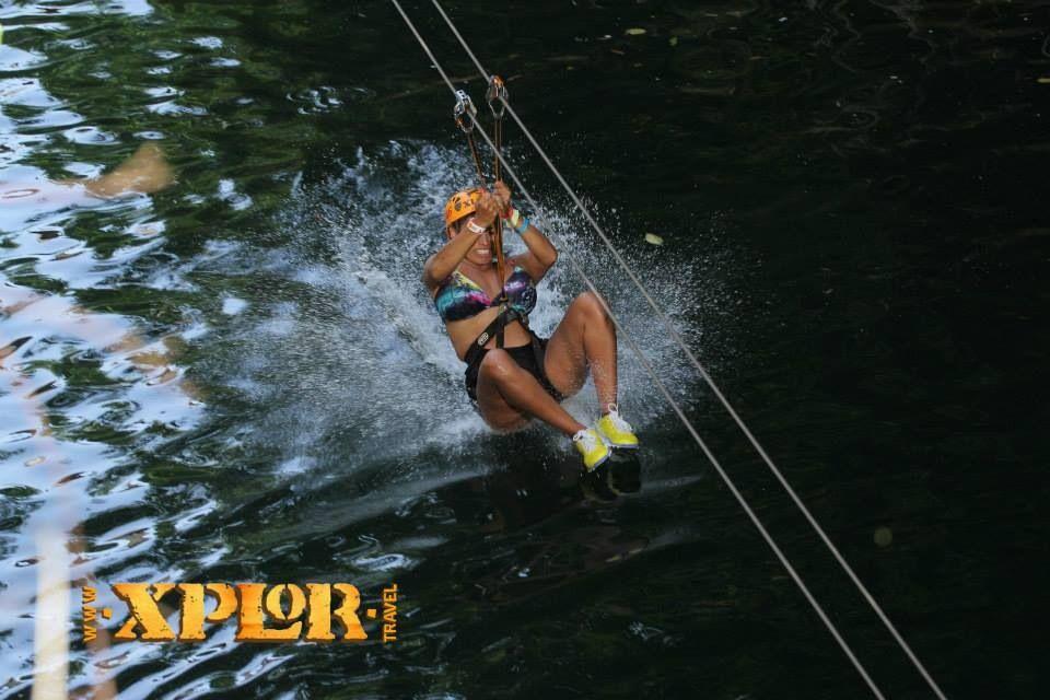 Zip Lining Cancun Mexico Xplor 2013 Epic Cancun Mexico Ziplining Cancun