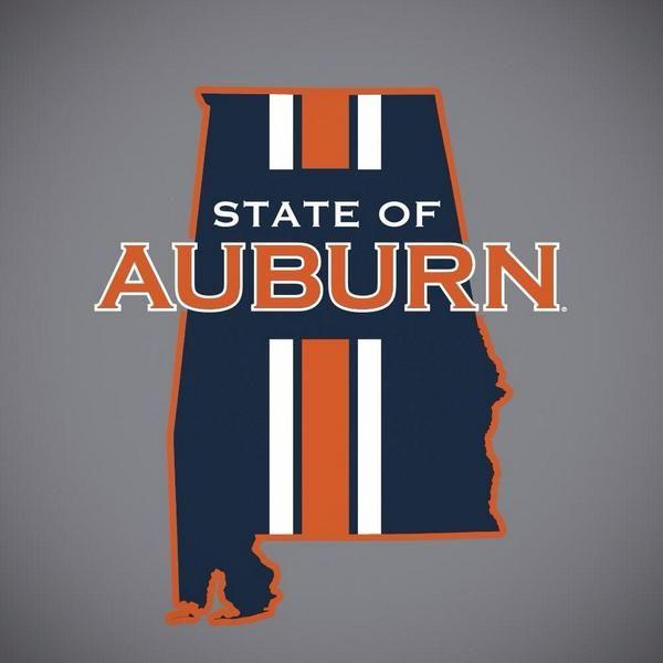 Is This Now The State Of Auburn Auburn Auburn Logo Auburn