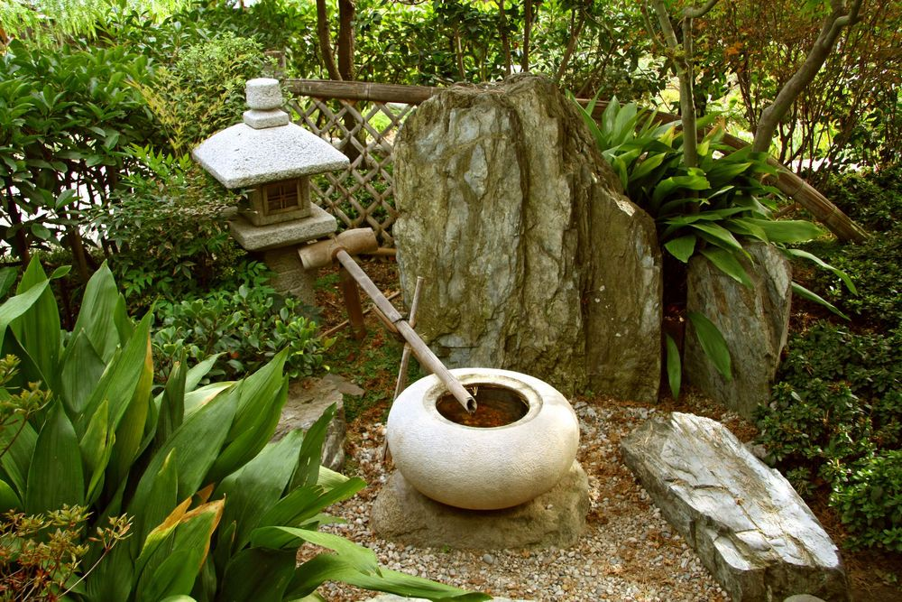 Stone Zen Garden Japanese zen garden granite stone tetsubachi water basin fountain japanese zen garden granite stone tetsubachi water basin fountain workwithnaturefo