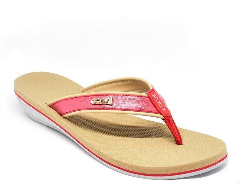 Model Sandal Carvil Wanita 2017 Carvil Sandal Casual Ladies Xena Red Download Zilingo Indonesia Download Sandal Carvil Wani Di 2020 Sandal Wanita Sepatu Wanita