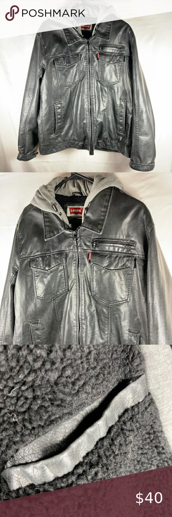 Levi S Men S Jacket Size Medium In 2020 Clothes Design Fashion Design Fashion Tips [ 1740 x 580 Pixel ]