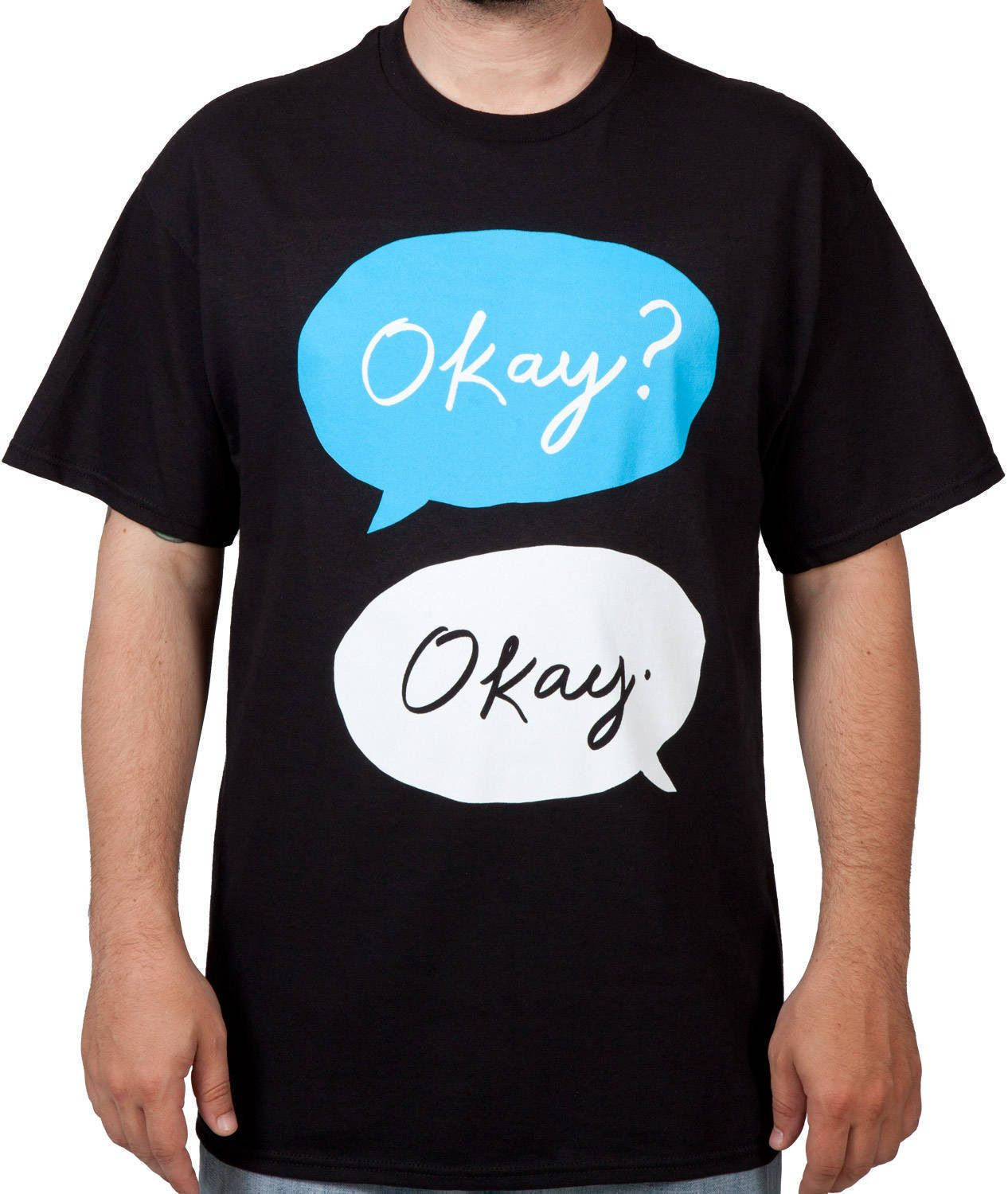 Okay Okay The Fault In Our Stars Shirt
