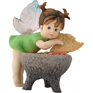 My Little Kitchen Fairies - Salsa Fairy - Polyvore | fairies ...